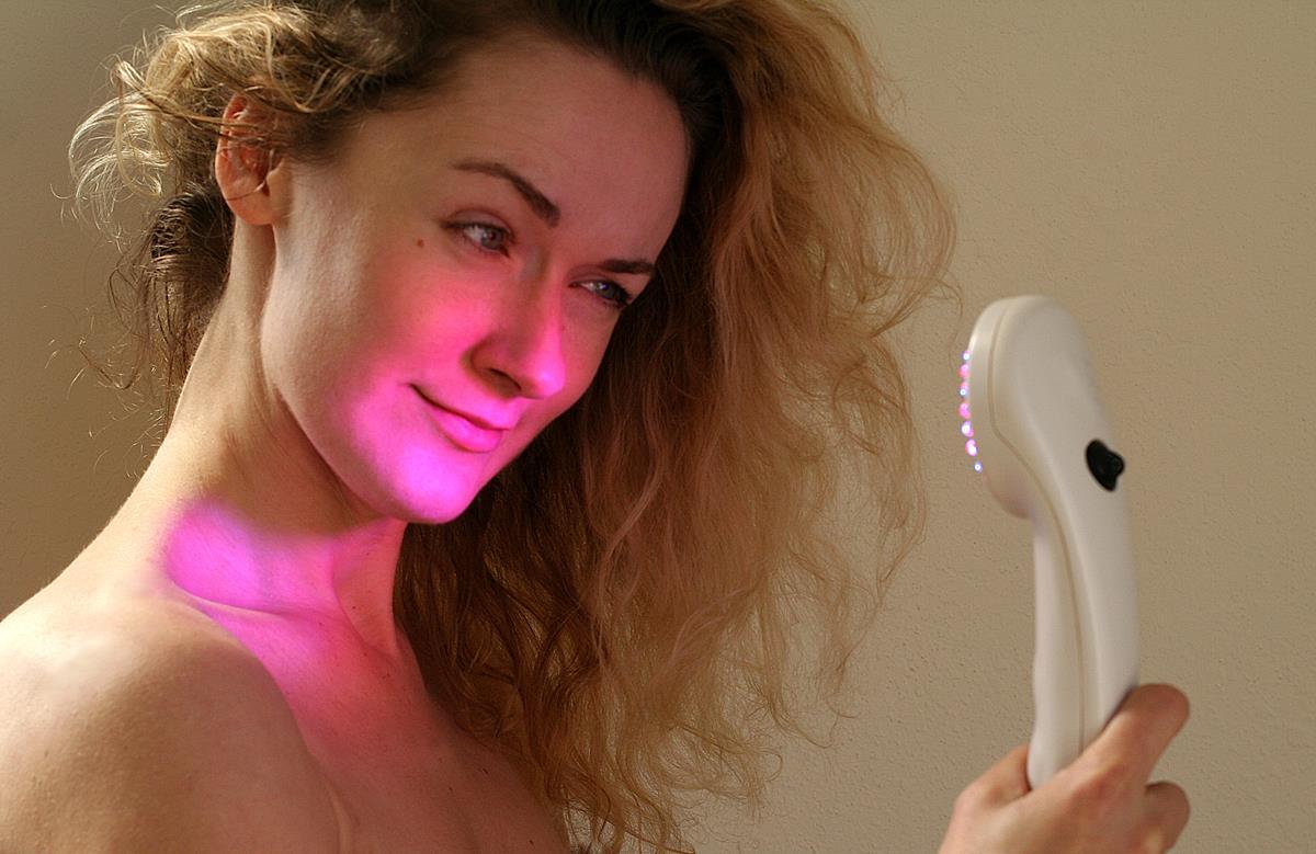 Behandling av kviser med ultraviolette stråler